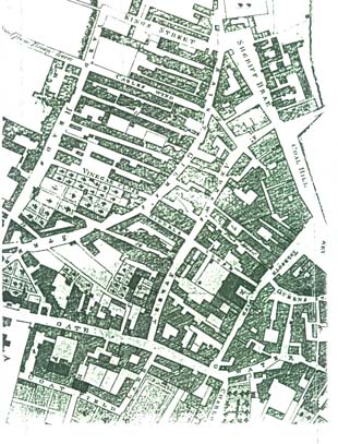 Alexander Wood Map Leith 1777