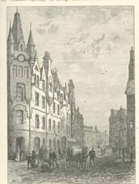 Bernard St Leith early 19th century