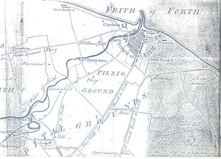 Leith in the 18th century