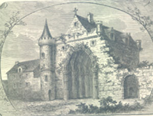 The Abbey Port 1768