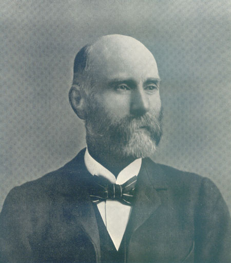 Peter Whyte Superintendent of Leith Docks 1898