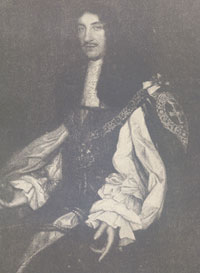 Charles II by Greenhill