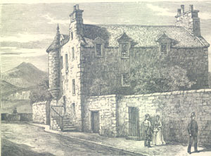 Croft-an-Righ House 1883 (Now Demolished)