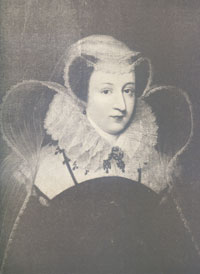 Mary Queen of Scots by Mytens
