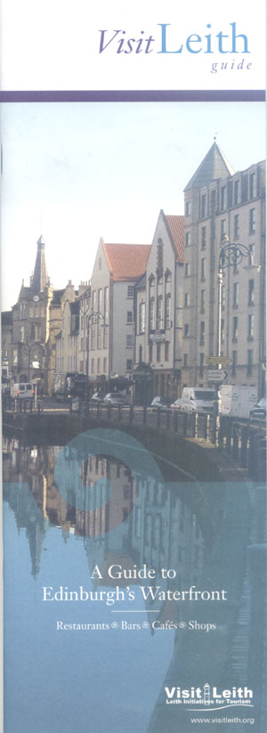 Visit Leith Guide