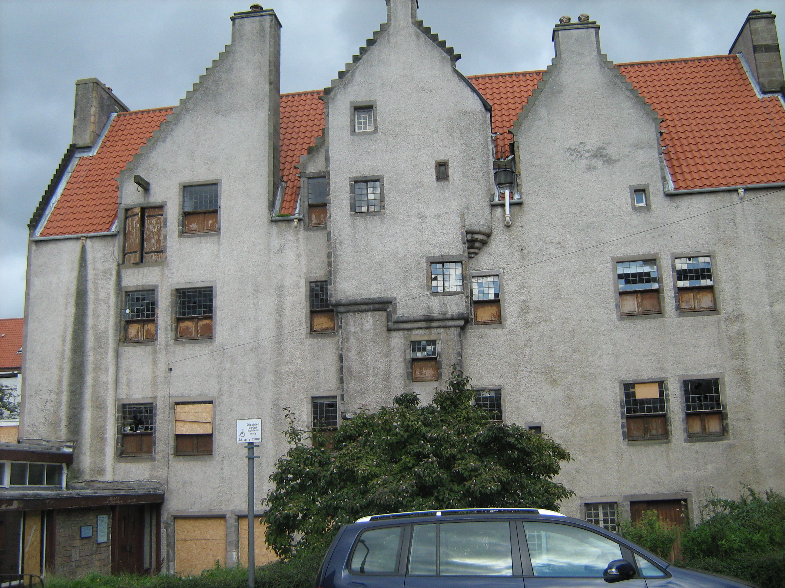 lambs house 17th century leith